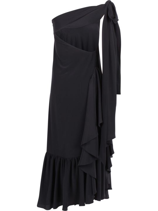 Rochas Silk Dress