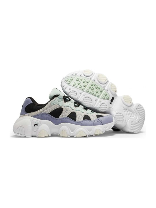 Fila Sneakers Jagger Row In Gray / Lily Color Fabric