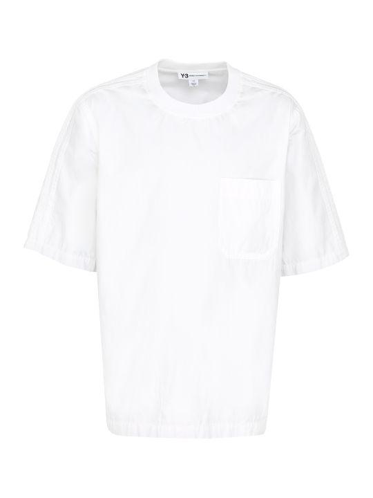 Y-3 Oversize Cotton T-shirt