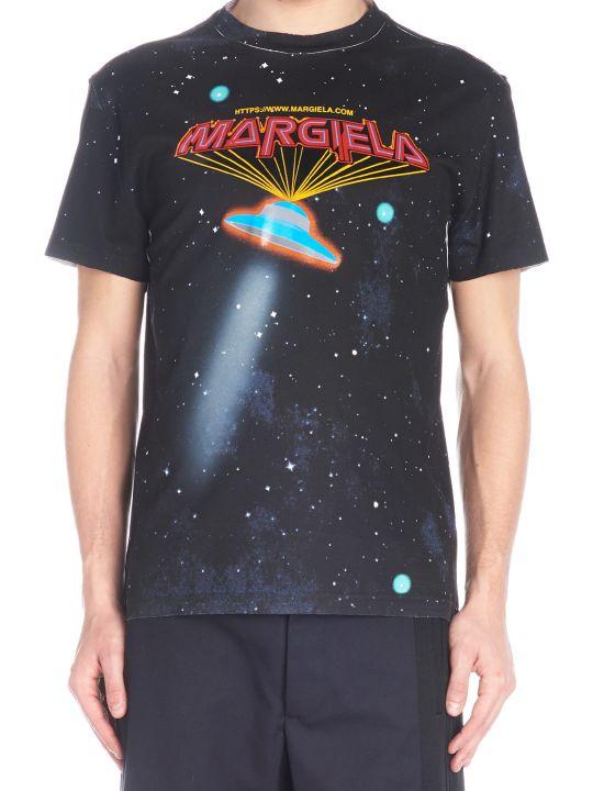 Maison Margiela 'logo Galassia' T-shirt