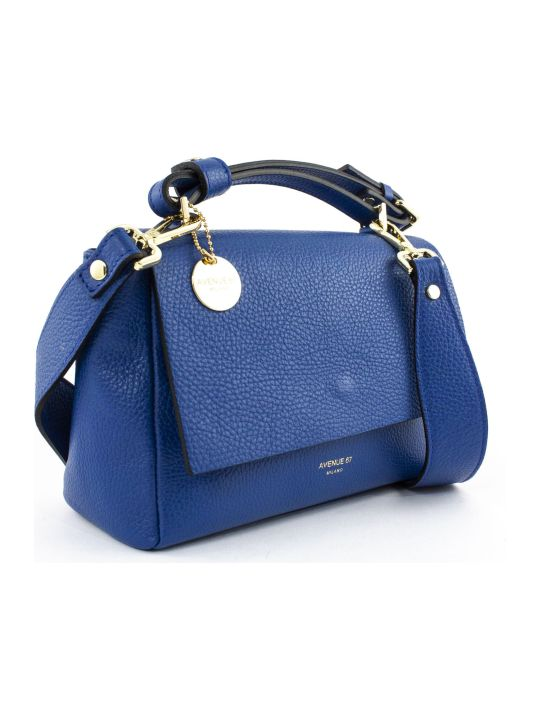 Avenue 67 Blue Elettra Xs Shoulder Bag