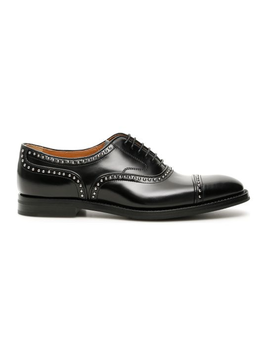 Church's Studded Anna Lace-ups