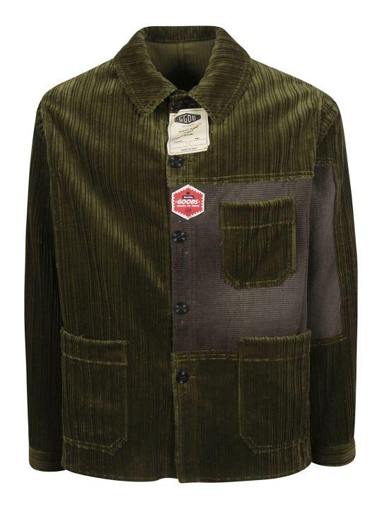 Golden Goose Shirtwork Jacket