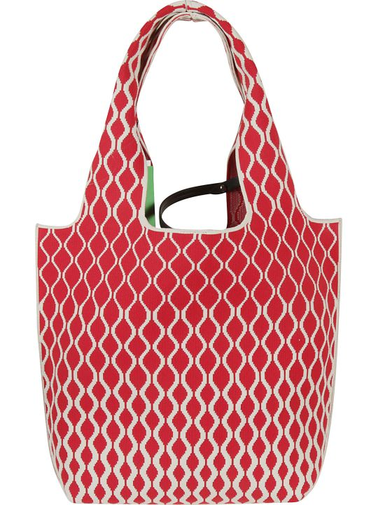 Kenzo Small Patterned Tote