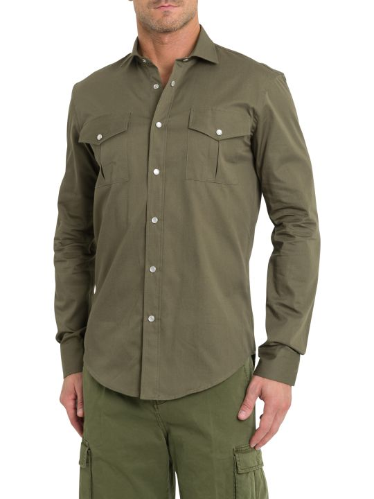 Brian Dales Military Shirt