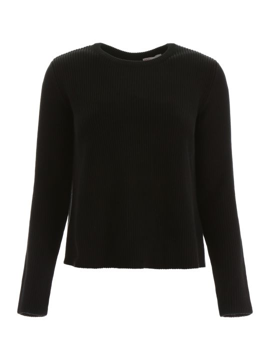RED Valentino Pull With Pleated Insert