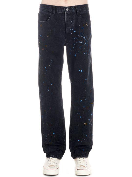 Reese Cooper 'paint Splatter Carpenter' Jeans