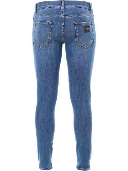 Dolce & Gabbana Running Jeans