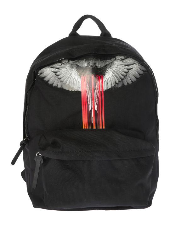 Marcelo Burlon Wings Barcode Backpack