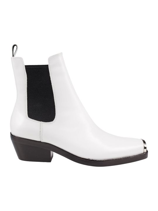 Jeffrey Campbell Poker Chelsea Boots