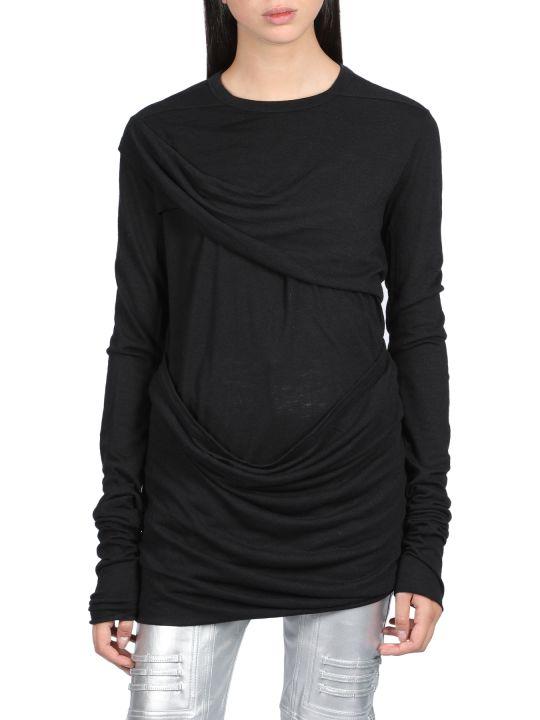 Rick Owens Lilies Short Sleeve T-Shirt