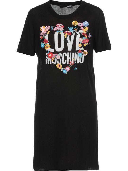 Love Moschino Knitted Dress