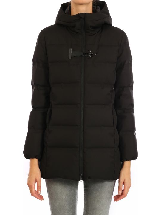 Fay Down Jacket Black