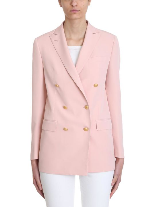 Tagliatore 0205 Jasmine Double Breasted Blazer