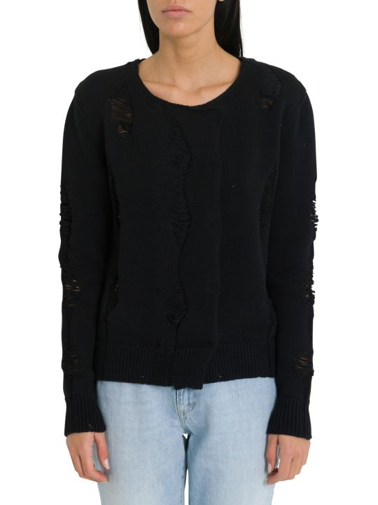 Federica Tosi Ripped Sweater
