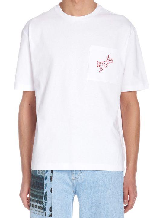 Calvin Klein 'modernist Bull' T-shirt