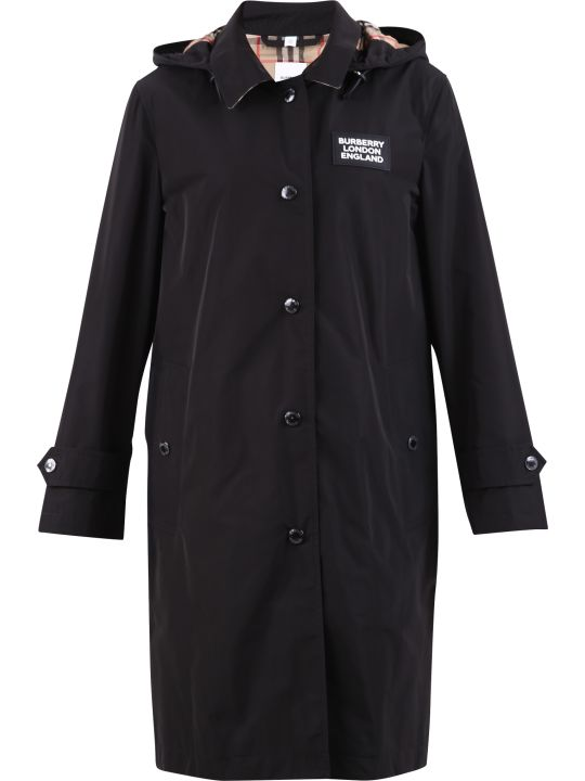 Burberry Branded Coat