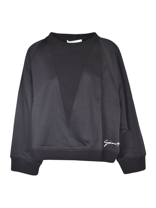 Givenchy Bat Sleeve Sweatshirt