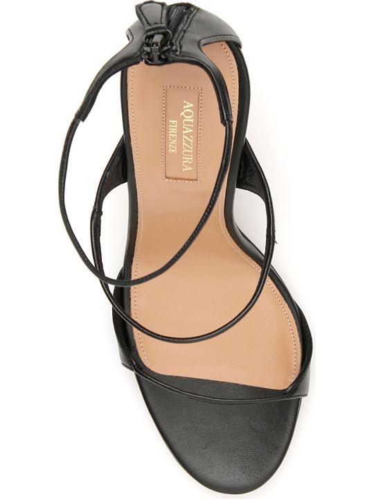 Aquazzura Minute 105 Sandals