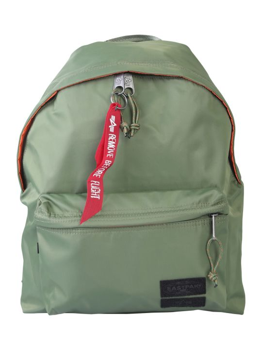 Alpha Industries Pak'r Alpha Padded Backpack