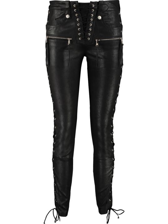 Ben Taverniti Unravel Project Leather Pants