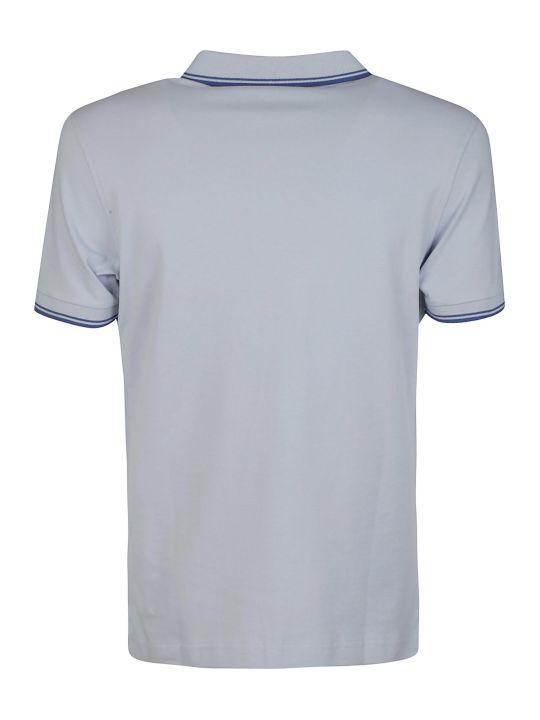 Fay Embroidered Logo Polo Shirt