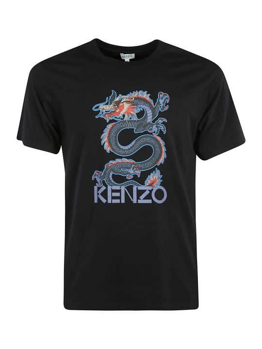 Kenzo Dragon Slim T-shirt