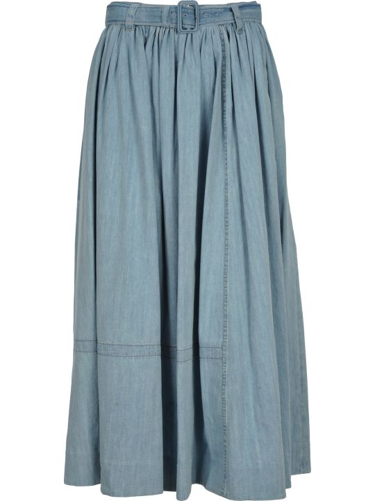 Prada Long Skirt