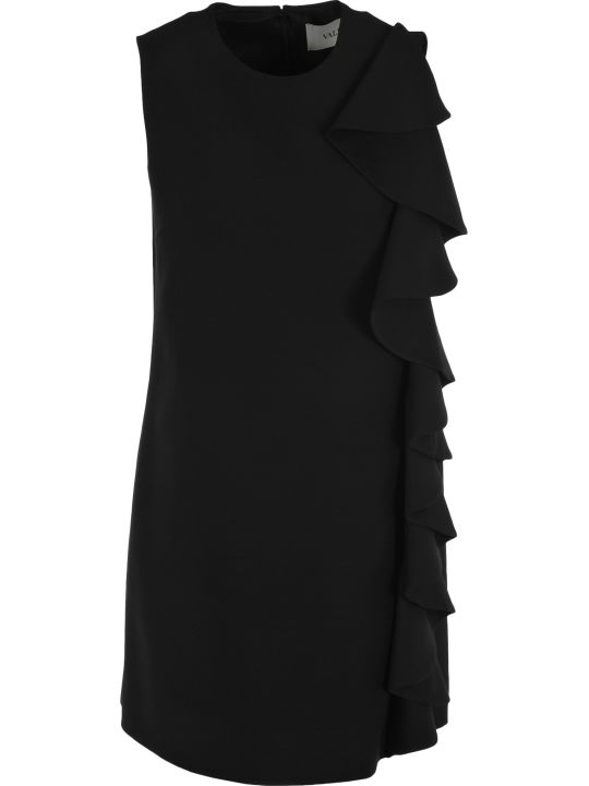 Valentino Ruffled Dress