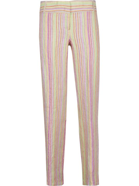 Aspesi Striped Trousers