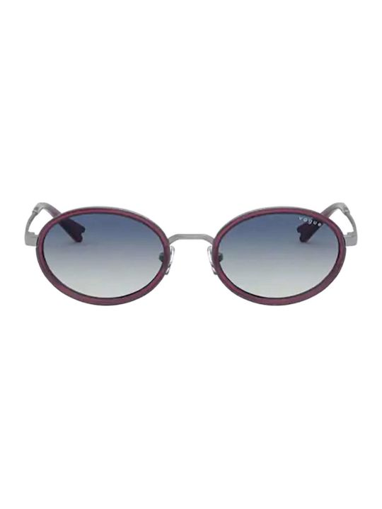 Vogue Eyewear Vogue Vo4167s Gunmetal Sunglasses