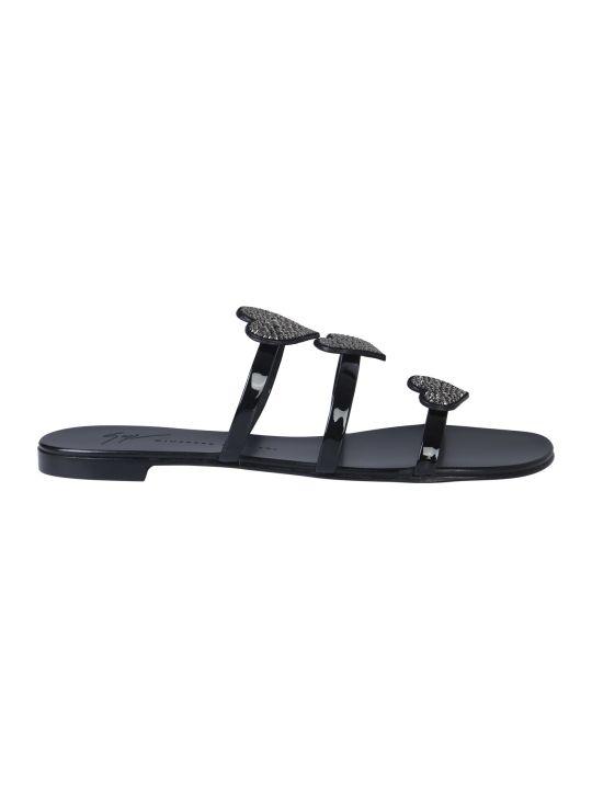 Giuseppe Zanotti Anya Love Sandals