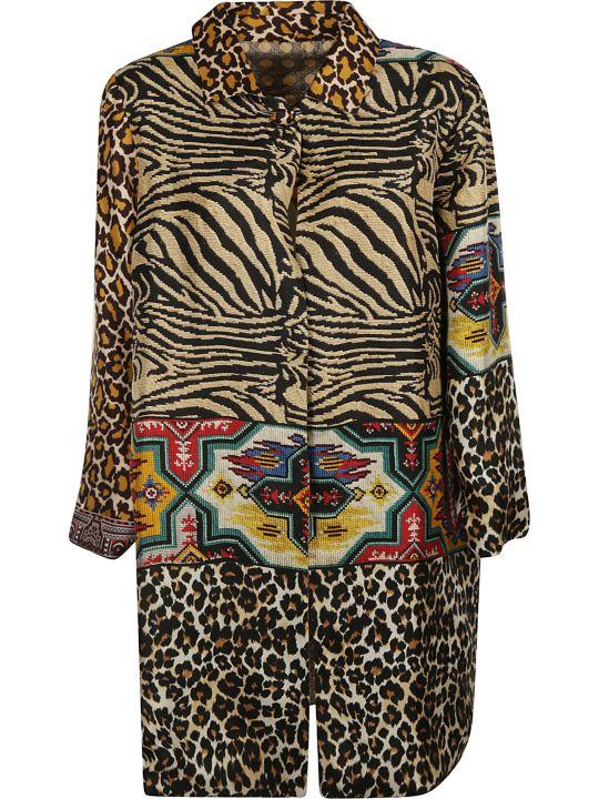 Pierre-Louis Mascia Animal Printed Dress