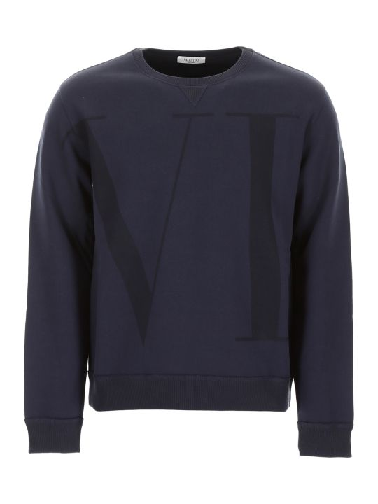 Valentino Maxi Vltn Sweatshirt