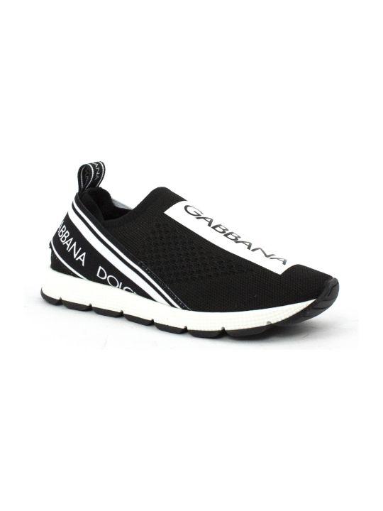 Dolce & Gabbana Majolica-print Sorrento Sneaker