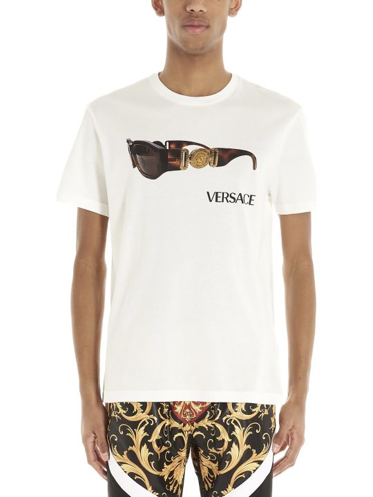 Versace 'big Sunglasses' T-shirt