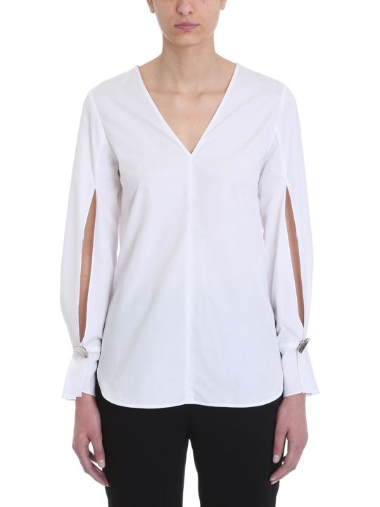 3.1 Phillip Lim V-neck Blouse