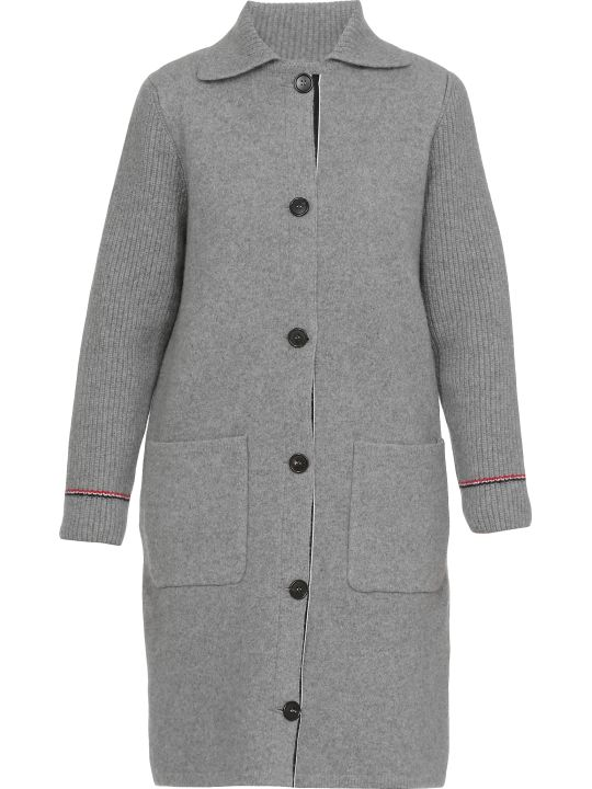 Thom Browne Single-breasted Coat