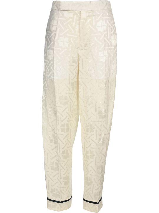 Haider Ackermann High Rise Trousers