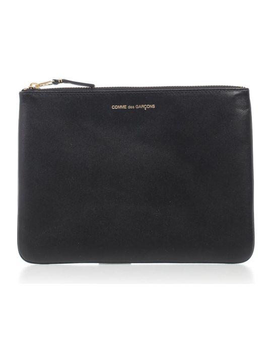 Comme des Garçons Wallet Wallet Large Classic Leather Line