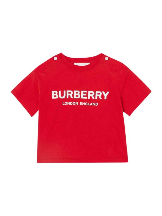 Burberry Red T-shirt