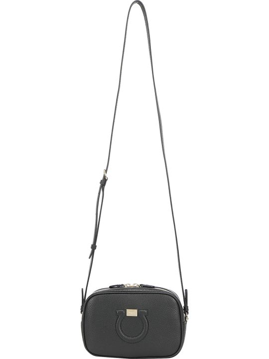 Salvatore Ferragamo City Cc Shoulder Bag