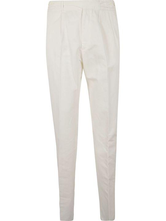 Z Zegna Asymmetric Trousers