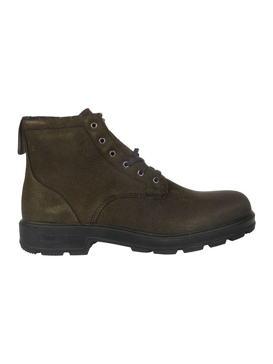 Blundstone Laced-up Leather Boots