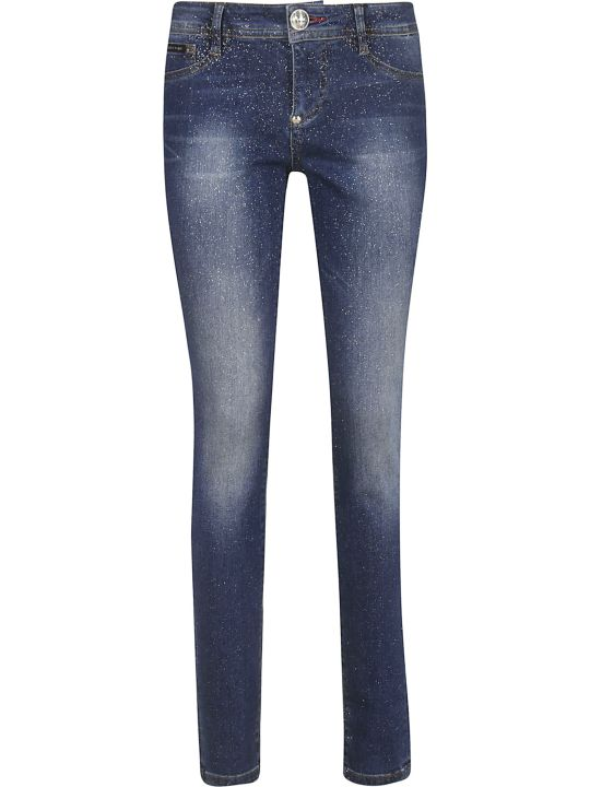 Philipp Plein Skinny Fit Trousers