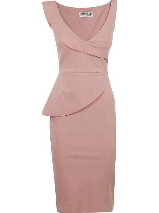 La Petit Robe Di Chiara Boni Chiara Boni Sleeveless V-neck Dress