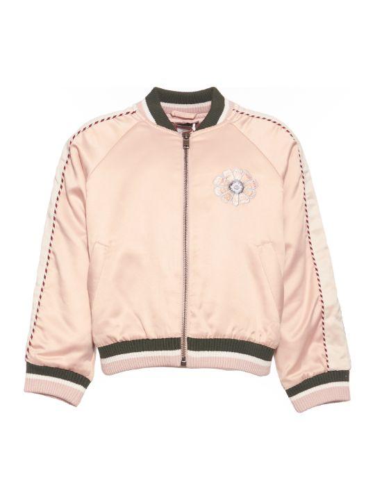 Stella McCartney Satin Jacket W/embrodery