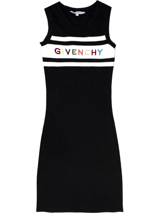 Givenchy Black Cotton Dress
