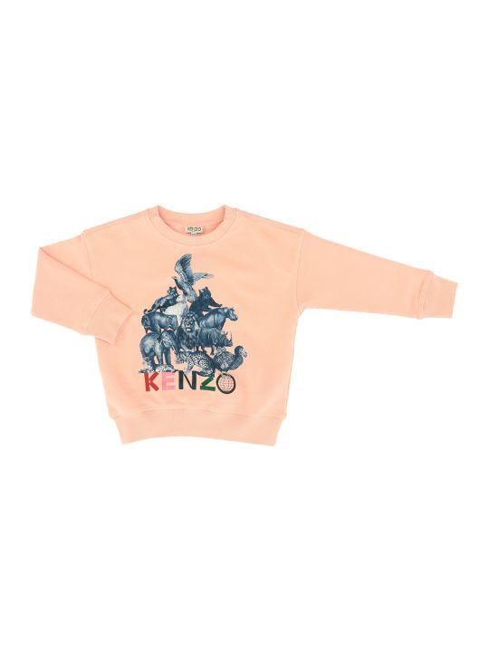 Kenzo Gimmick Sweat Crazy Jungle
