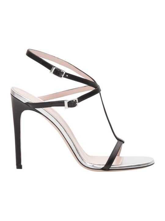 Pollini T-strap Sandals